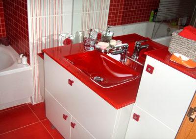 Baños clásicos y modernos